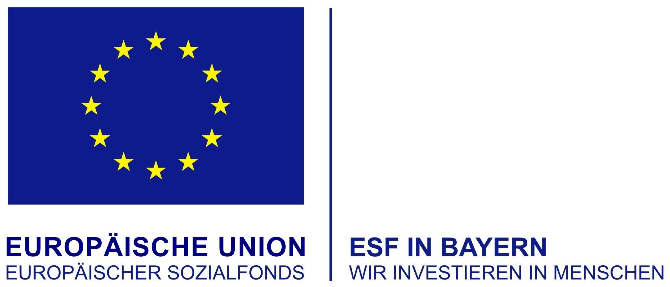 zur Website des Europäischne Sozialfonds in Bayern