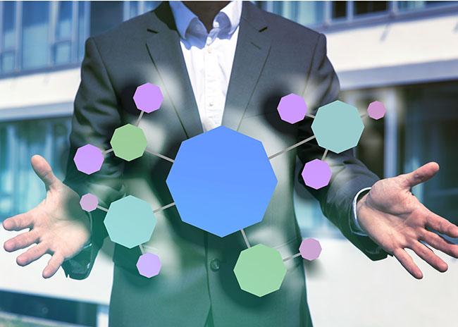 Bild zum Thema Teamwork, Network, Networking